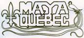 Logo Maya Québec